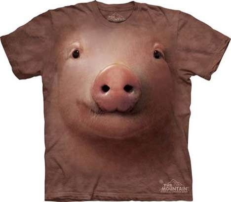 Animal Face Shirt