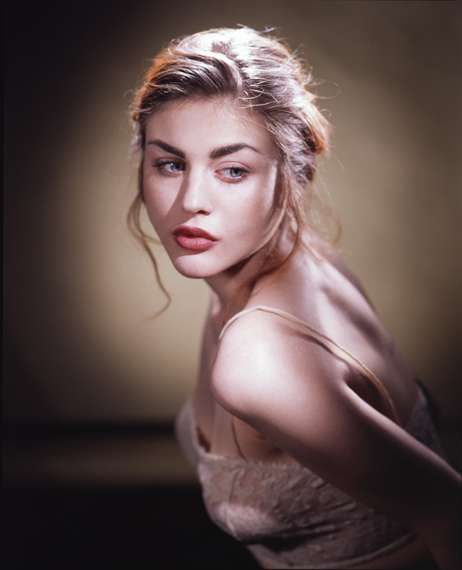 These Frances Bean Cobain by Rocky Schenck Photographs are Haunting