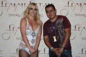 The 'Britney Looking Awkward with Fans' Tumblr is Hilarious