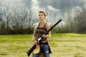 Lindsay McCrum's 'Chicks with Guns' Book Features Fierce Women
