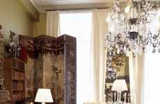 Intricately Indulgent Iconic Interiors - The Coco Chanel Paris Apartment is a Refined Victorian Home