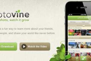 Photovine App is a Theme-Based Picture Sharing Service