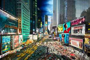 Stephen Wilkes' 'Day to Night' Series Captures New York City