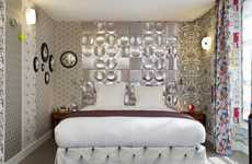 Homey Handcrafted Hotels - Le Crayon Hotel is Fresh, Fun and Every Artist's Paradise