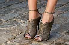 Diffusion Designer Footwear - The B by Brian Atwood Line Doesn't Sacrifice Luxury for Affordability