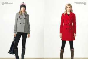 Hunter's Outwear Collection is Rainproof and Recognizable