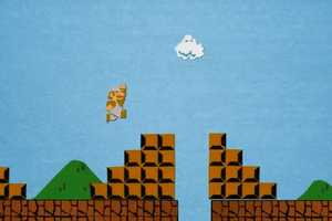 The Super Mario Bros. Stop Motion Animates the NES Classic
