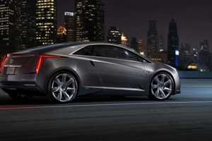 The Cadillac ELR Brings a Concept Car to Life