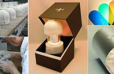 Lighthouse Therapy - Broadbank CEO Develops and Releases the Evul Todai Aroma Lamp