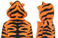 The Jeremy Scott Tiger Tuxedo Jacket Transforms You Into a Predator
