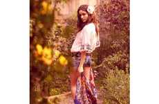 55 Peace-Loving Hippie Fashions