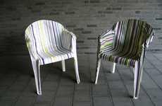 DIY Monoblanc Upholstery