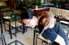 Reptile Cafes - Yokohama Subtropical Tea is Staffed by Cold-Blooded Creatures