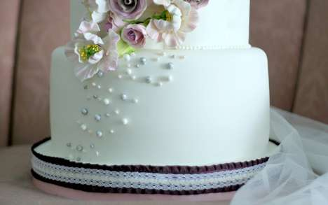 fashion inspired wedding cakes