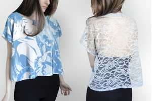 The Torynova Couture Collection Unites Art With Fashion