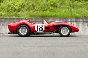 The Ferrari 250 Testa Rossa is a Record-Setting Car
