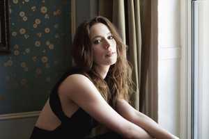 The Rebecca Hall Corduroy Magazine 9 Shoot is Stunning