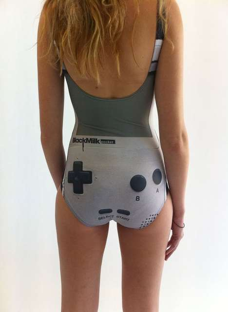 Black Milk Game Boy