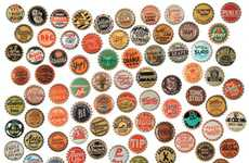 Real Retro Bottle Caps