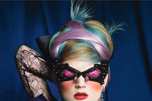 The W September 2011 Editorial Illustrates How Fun Fashion Can Be