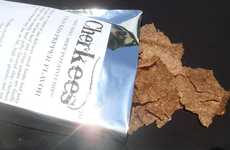 Junk Food Jumbles - The Cherkees Beef Jerky Potato Chips are Salty and Satisfying