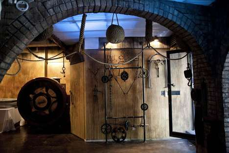 Chelsea Steampunk Loft