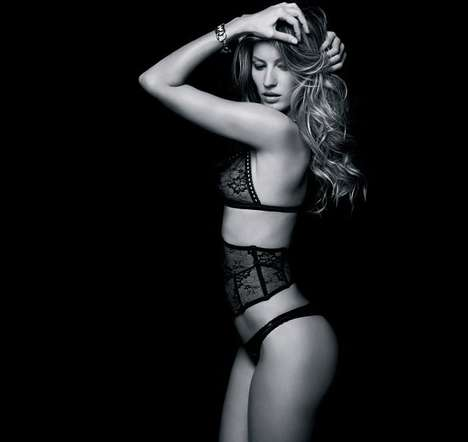 Gisele Bundchen Brazilian Intimates for Hope
