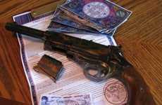 Realistic Paper Pistols