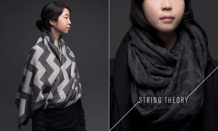 Math-Inspired Scarves