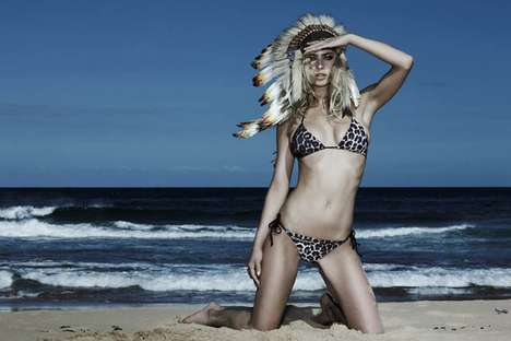 One Teaspoon Swimwear 2011