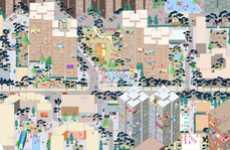 Intricate Urban Landscapes