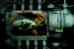 Alexandra Damacsek Uses Morbid Photo Manipulation to Create a Dark World