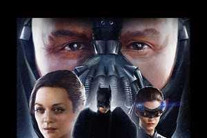 Alexander Stojanov Crafts Realistic 'The Dark Knight Rises' Promo