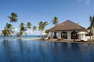 The Residence Zanzibar Offers a Private and Pricey Island Retreat