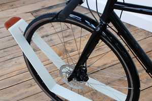 The Design Studio Quarterre Creates Furniture Solutions for Bicycles