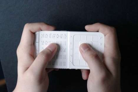 DrawBraille Phone