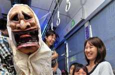 Spooky Subway Rides