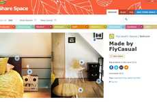 Furniture Photo Networks - IKEA Share Space Lets Users Inspire One Another