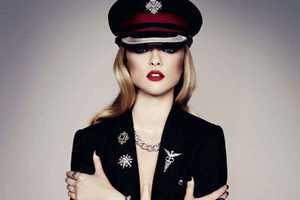 The Marcelina Sowa Harper's Bazaar UK Shoot is Assertive