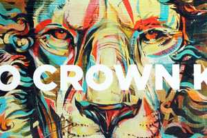 The Album Artwork for Two Crown King is Colorful and Captivating