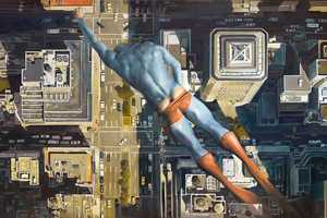 Andreas Englund Depicts an Elderly and Feeble City Protector