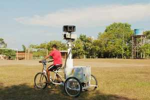 Google and the Amazonas Sustainable Foundation Rolls Out Jungle Street View