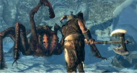 Gay Marriage Gaming - Elder Scrolls: Skyrim Includes Interspecial, Same-Sex Relationships