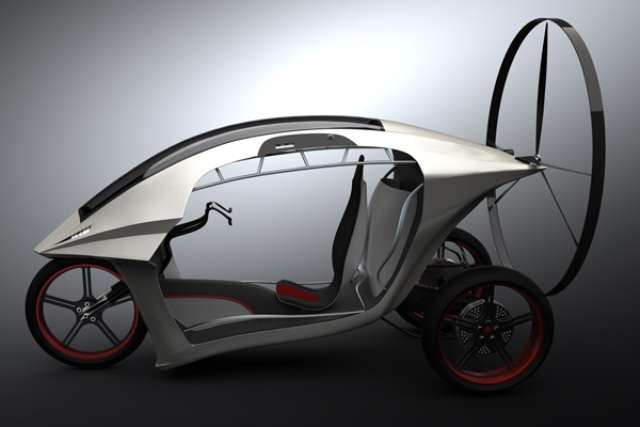 Airborne Tricycle Concepts
