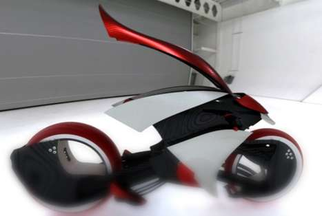 Human-Powered Motorcycles - The Tesla E-max Runs on Human Body Heat