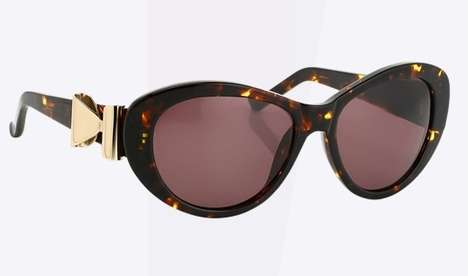 Linda Farrow x Agent Provocateur Eyewear