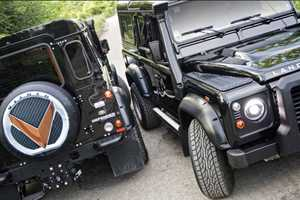 The Vilner Land Rover Defender is Both Powerful & Luxrious