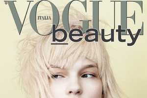 The Kirsi Pyrhonen Vogue Italia 2011 Beauty Spread Shows Edgier Dos