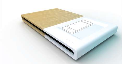 Sound-Silencing Trays - The HuSh Noise Cancellation Device Plays You Peace and Quiet