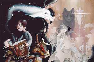 Amy Sol's Watercolors are Influenced by Feminine Japanese Culture